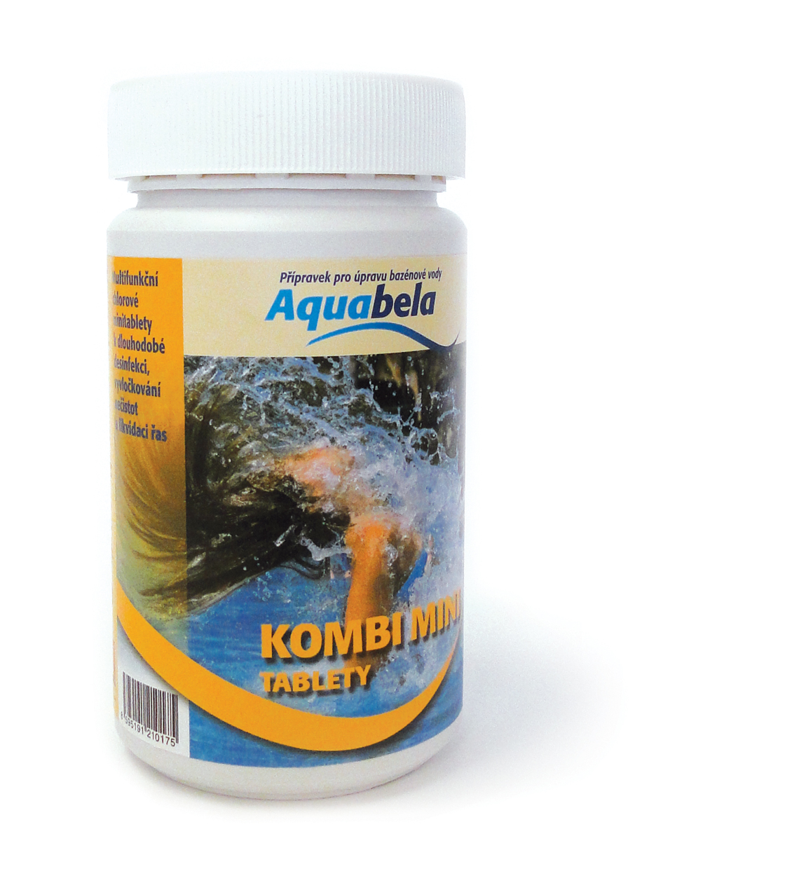 Aquabela KOMBI MINI tablety - dóza 1 kg