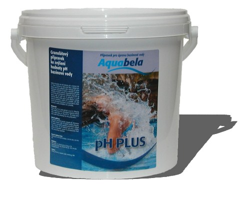Aquabela pH plus - kyblík 3 kg