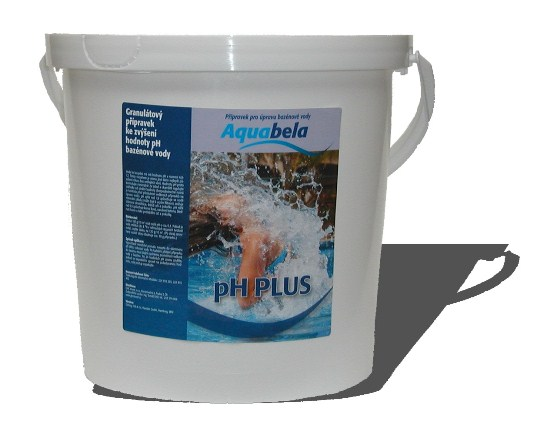 Aquabela pH plus - kyblík 5 kg